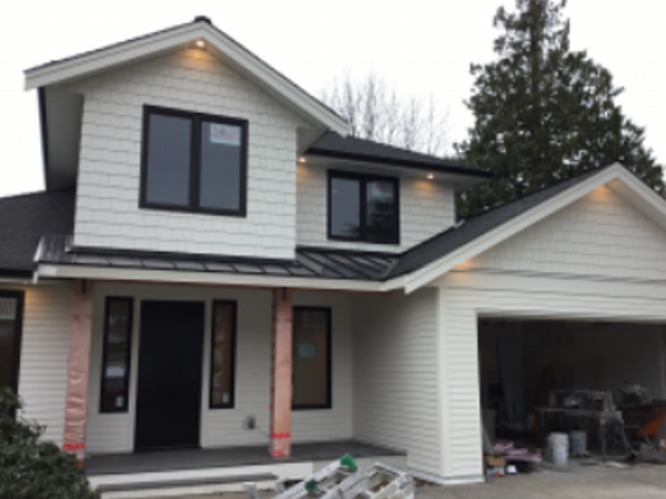 Example 1 after completion of siding project by 8 Diamonds Siding