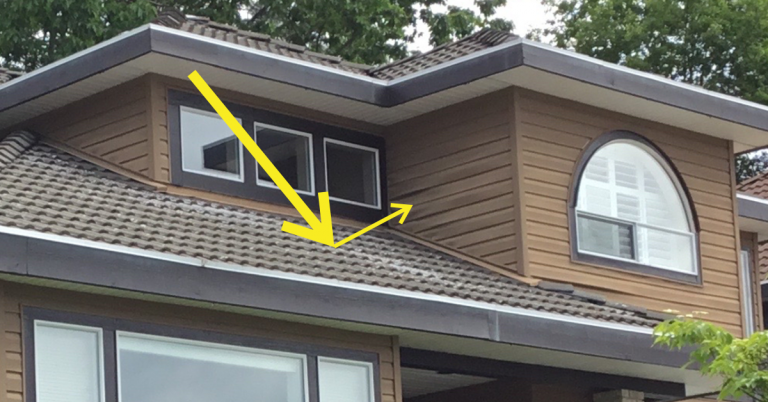Vinyl siding can suffer from reflected heat