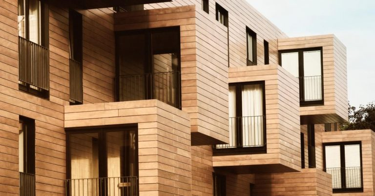 Types of wood siding for cladding